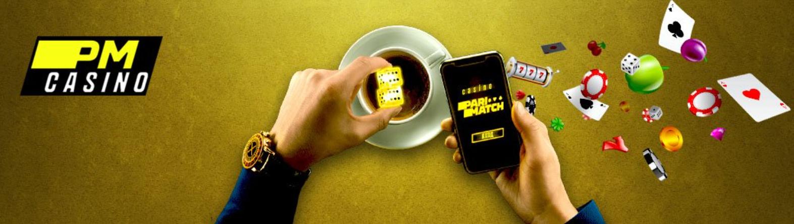 Pari Match Casino for Android