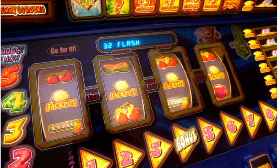 Slots at Pari Match Casino